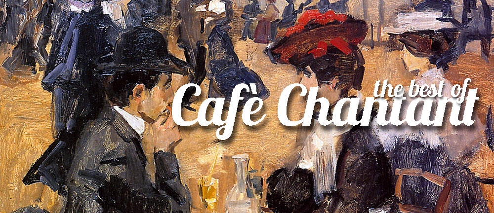 THE BEST OF CAFE' CHANTANT