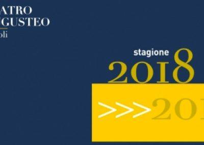 Teatro Augusteo Stagione 2018-2019