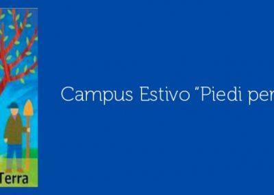 Campus Estivo | 14 Giugno – 28 Luglio