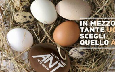 A Pasqua sostieni la fodazione ANT