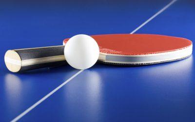 1° Torneo Tennis da tavolo
