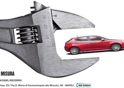Car Blind Gargano
