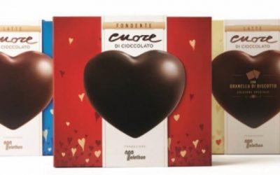 A San Valentino regala un tuo cuore – Campagna Telethon 2020