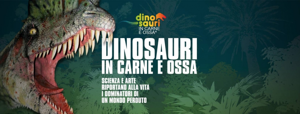 Dinosauri in carne ed ossa. Oasi WWF Astroni