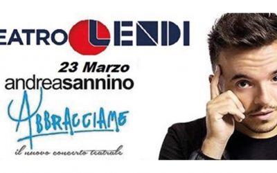 Il concerto di Andrea Sannino
